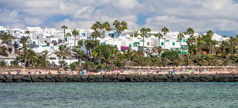 Luchthavenvervoer van Lanzarote naar Costa Teguise
