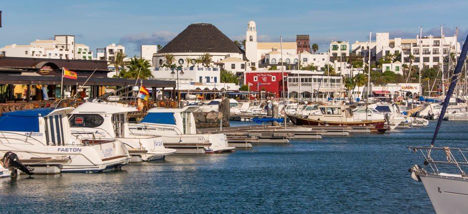 Luchthavenvervoer van Lanzarote naar Playa Blanca